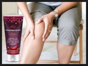 Hondrocream - крем от остеохондроза