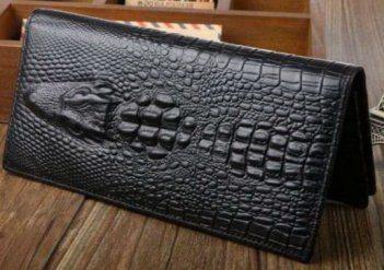 Мой обзор портмоне Wild Alligator