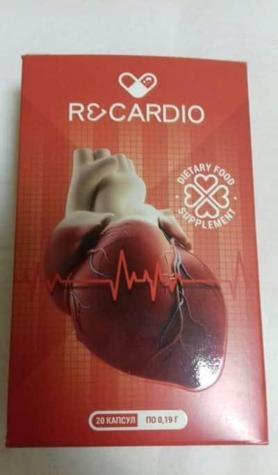 Действие препарата ReCardio (РеКардио)
