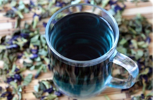 Состав и способ применения чая «Чанг Шу»
