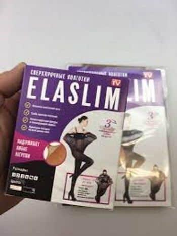 Отзывы о колготках ElaSlim