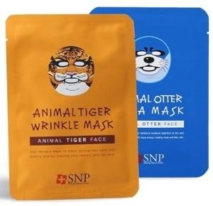 Маска для омоложения кожи лица Animal Mask