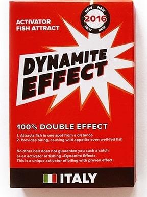 Dynamite Effect (Динамит Эффект) – лучший в мире активатор клева