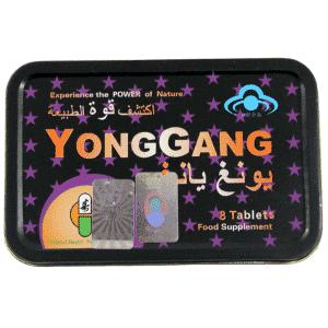 Средство для потенции Yong-Gang (Йонг-Ганг)