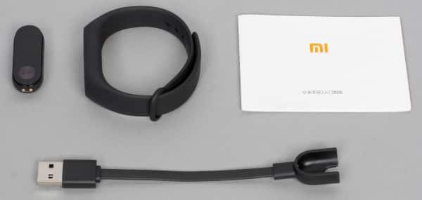 Фитнес-браслет XiaomiMiBand2