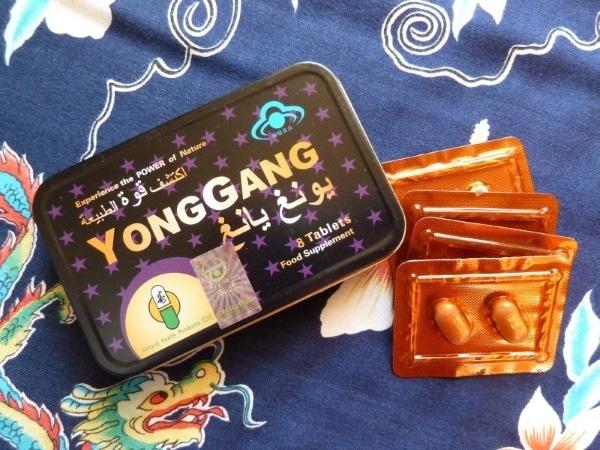 Yong-Gang (Йонг-Ганг) внешний вид и упаковка