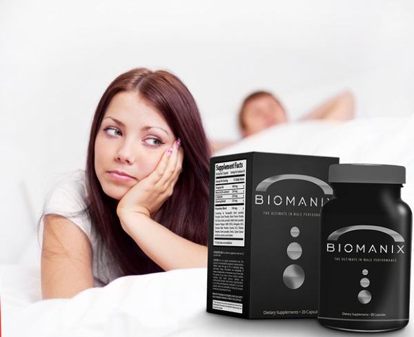 Купить Капсулы для потенции Biomanix (Биоманикс)
