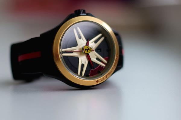 Мой обзор часов Ferrari