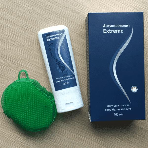 Как выглядит крем от целлюлита Extreme (Экстрим)