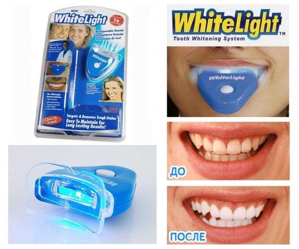 Как правильно пользоваться White Light