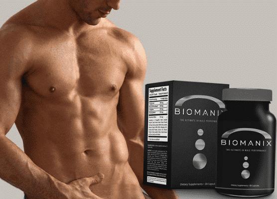 Biomanix и мужская потенция