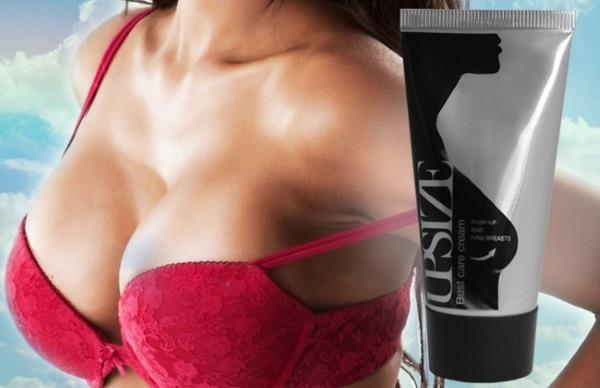 Преимущества крема для подтяжки груди Апсайз (Upsize)