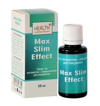 Max Slim Effect (Макс Слим Эффект) для похудения