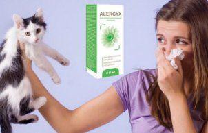 Препарат от аллергии Alergyx