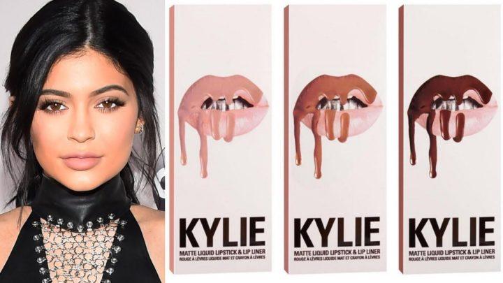 Kylie Jenner Lip Kit матовые помады