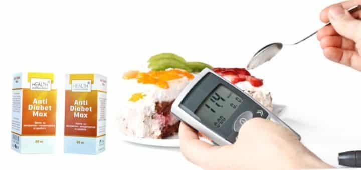 Anti Diabet Max - капли от диабета