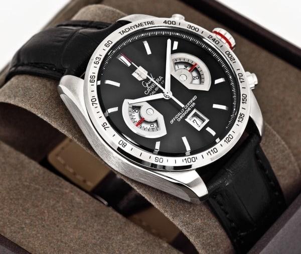 Почему стоит выбрать наручные часы Tag Heuer Grand Carrera