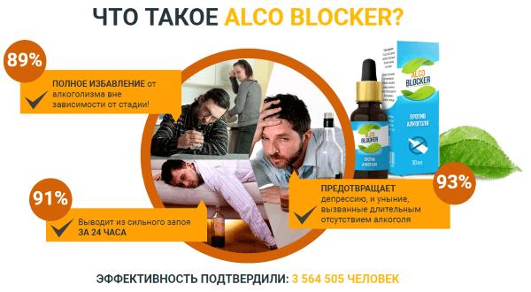 Что такое Alco-Blocker и для чего он нужен