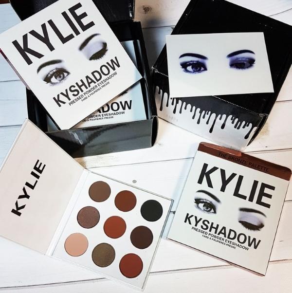 Преимущества палетки Kylie Kyshadow