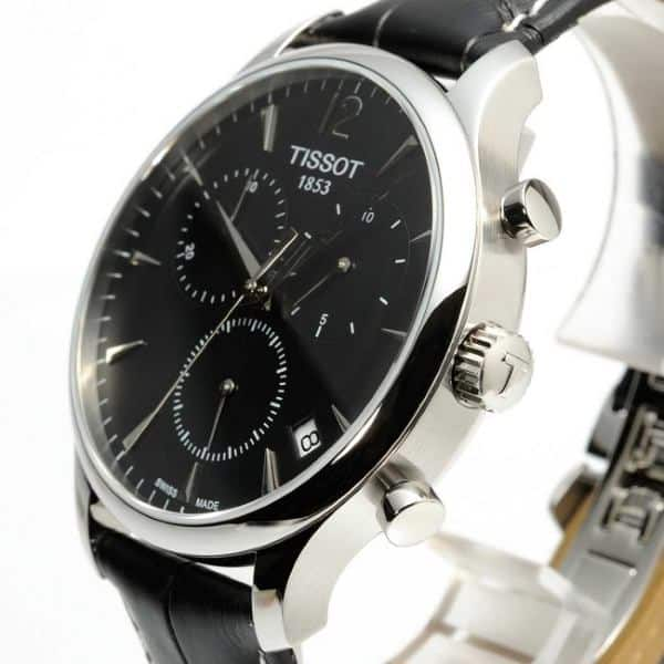 Главные характеристики часов Tissot T063.617.16.057.00