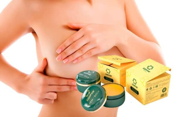 Как применять крем-воск от мастопатии «Здоров»?