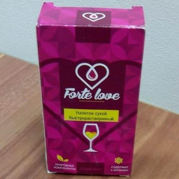 Forte Love - упаковка и внешний вид
