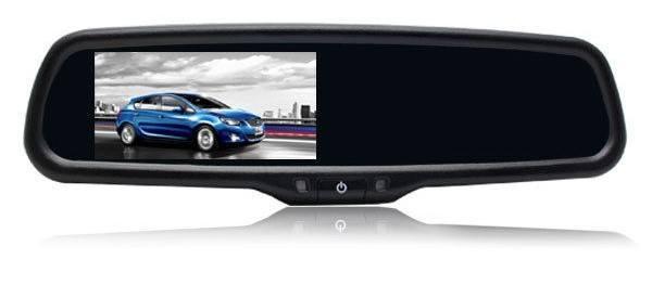 Дополнительные особенности видеозеркала Car DVR Mirror