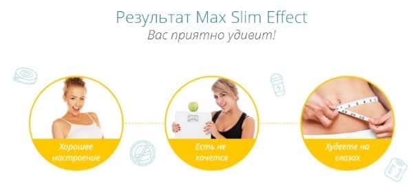 Где купить капли Max Slim Effect