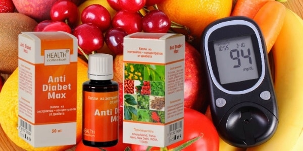 Как принимать капли от диабета Anti Diabet Max (Анти Диабет Макс)