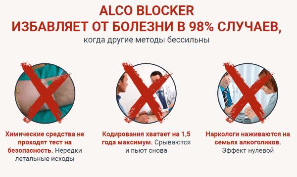 Принцип действия Alco-Blocker и как его использовать