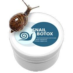 Крем-сыворотка Snail Botox с ботокс-эффектом