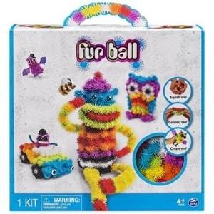 Детский конструктор-липучка Fur Balls