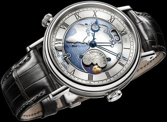 Что такое реплика часов Breguet Hora Mundi