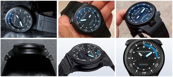 Мой обзор на часы «Porsche Design» для мужчин
