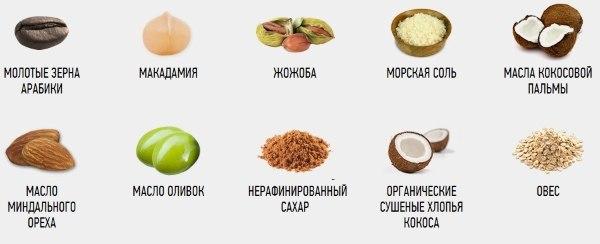 Кофейный скраб и его свойства