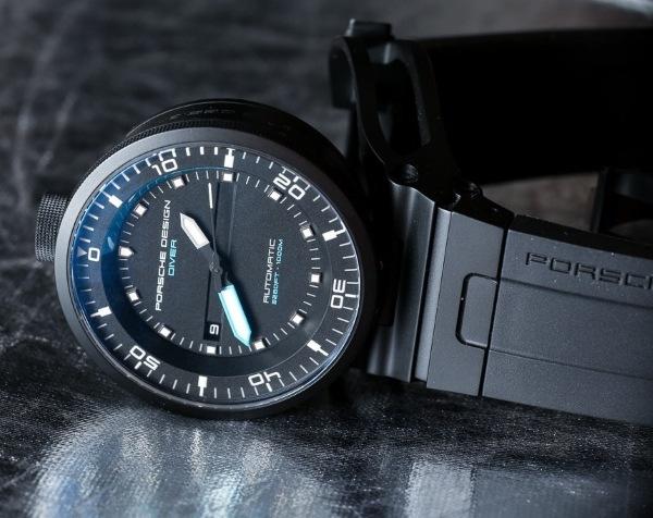 Свойства наручных часов «Porsche Design»