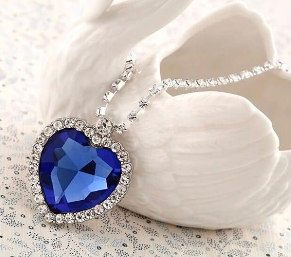 Загадочность ожерелья «Сердце Океана»