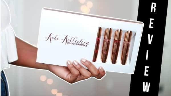 Как пользоваться набором помад «Kylie Cosmetics Koko Kollection»?