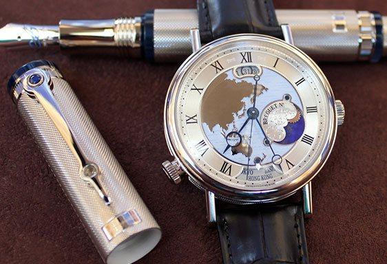 Преимущества часов Breguet Hora Mundi