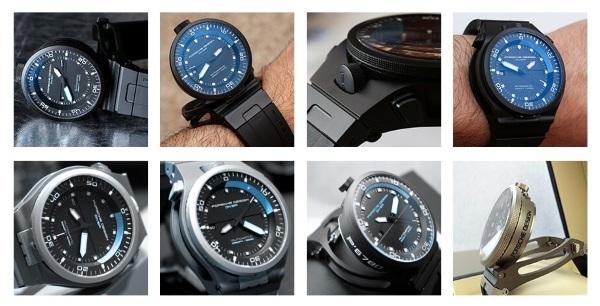 Преимущества часов «Porsche Design»