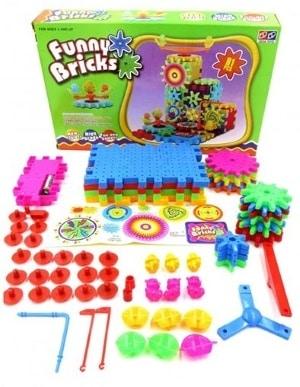 Конструктор Funny Bricks для детей