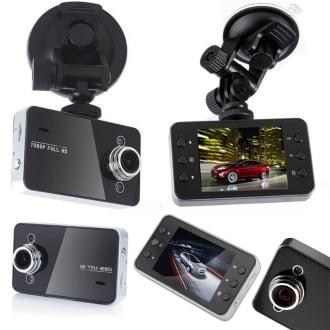 Автомобильный видеорегистратор Oculus