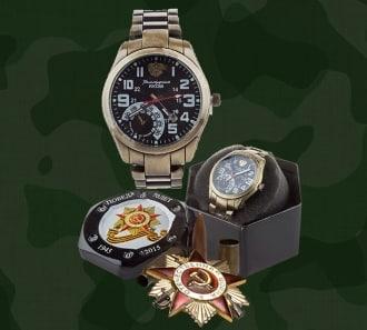 Командирские часы для настоящих мужчин