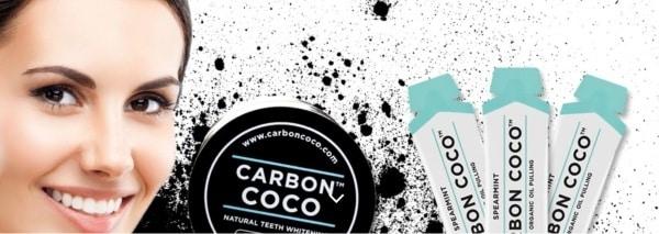 Мой отзыв о зубном отбеливателе Carbon Coco