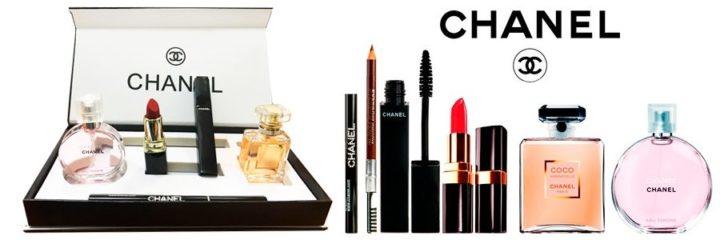 Компоненты и оформление Chanel Present Set
