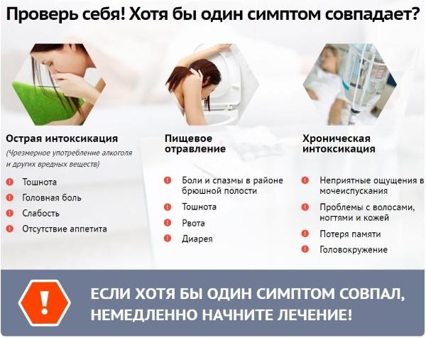 Опасность от токсинов и лечение с помощью «Зеротокс»