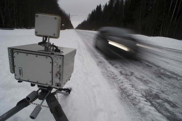 Основные возможности модели авто-радара Voron