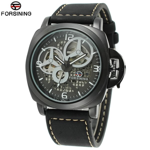 Оригинальная упаковка и форма выпуска часов Megir Forsining
