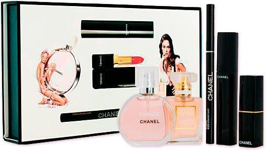 Тонкости применения косметики Chanel present set