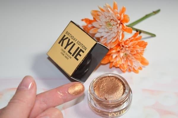 Кремовые тени для век Kylie
